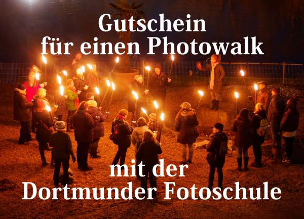 gutscheine für photowalks