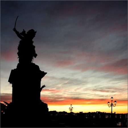 Statue Vittorio Emmanuele II