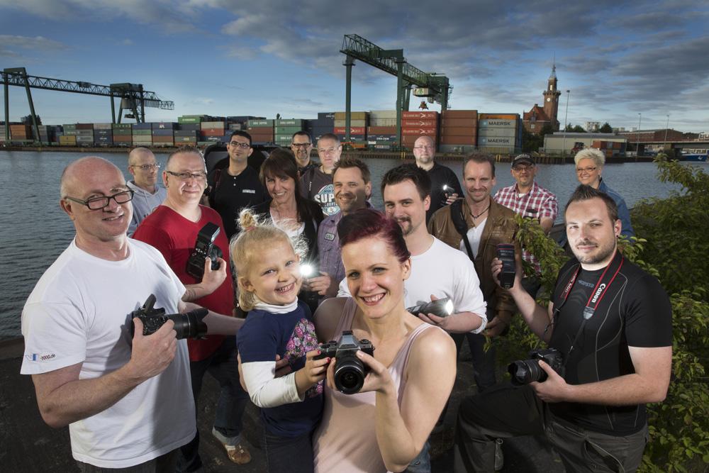 Photowalk zum Hafenspaziergang – Teilnahme kostenlos