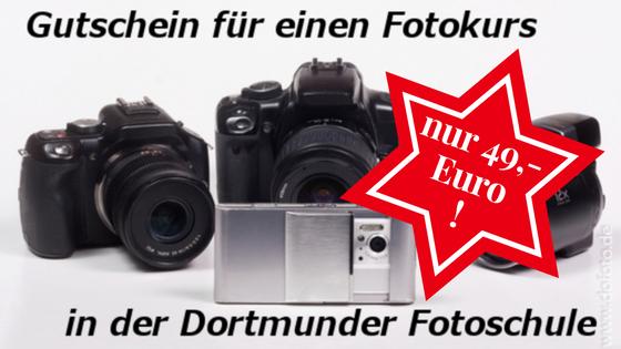 Einsteigerkameras mit Rabatt-Button